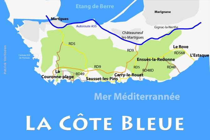cote bleu