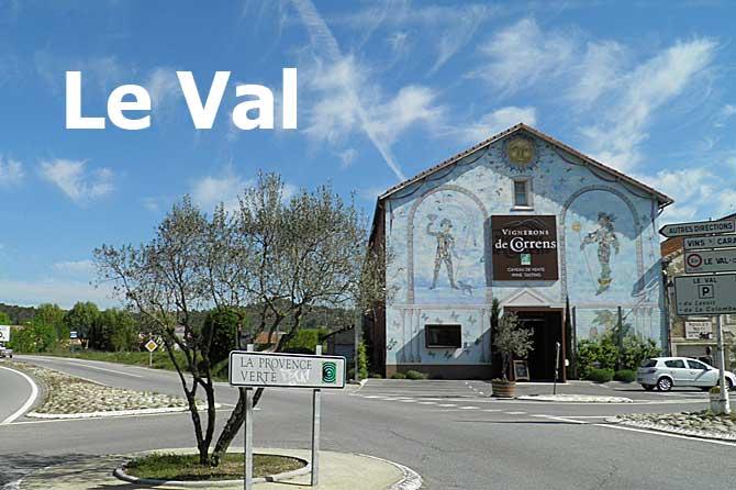 Le Val à visiter (83)