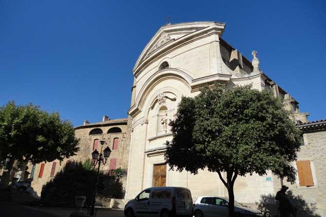 Sérignan.-Eglise.-P.-Verlin
