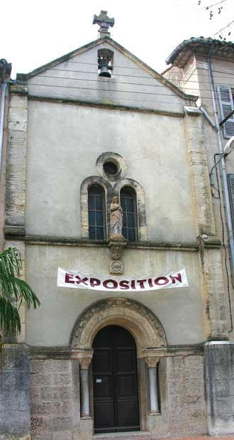Salernes.-Chapelle.-P.-Verl