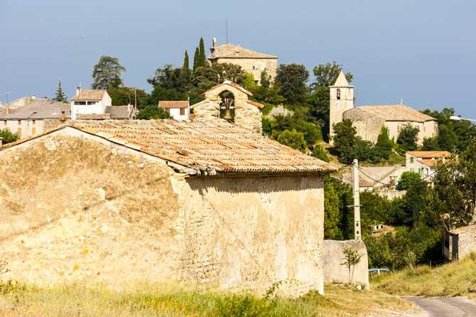 Entrevennes à visiter (04) | Provence 7