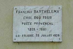 Saint-Zacharie.-Barthelemy.