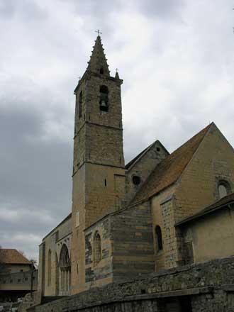 Seyne-les-Alpes.-Eglise.-P.