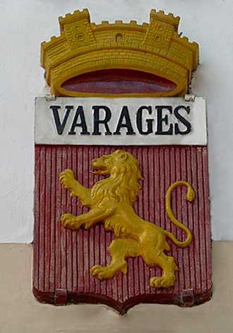 Varages-Armoiries.-Verlinde
