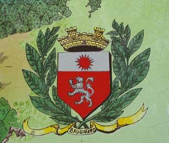 baudinard-armoiries