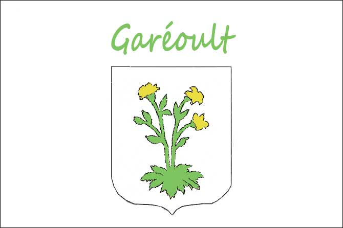 Garéoult-Armoiries