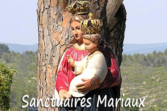 Sanctuaires Mariaux de Provence