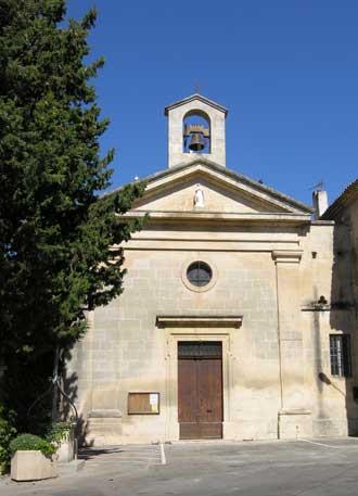 St-Etienne-du-Grès-église
