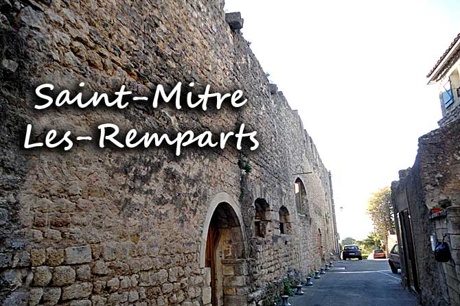 Saint-Mitre-les-Remparts à visiter (13)