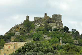 Vernègues.-Château.-PV