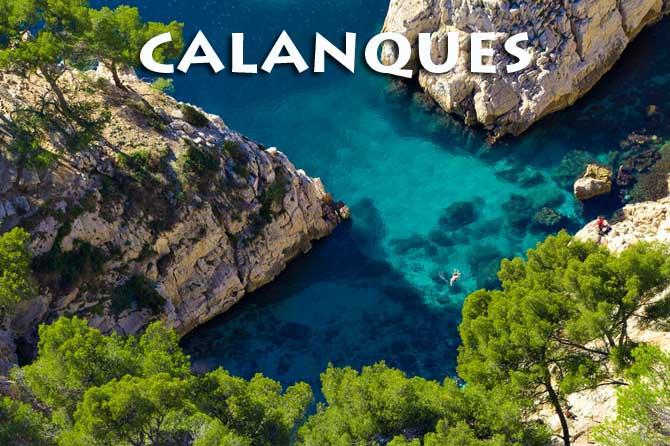 Calanques De Marseille Et De Cassis A Visiter Provence 7