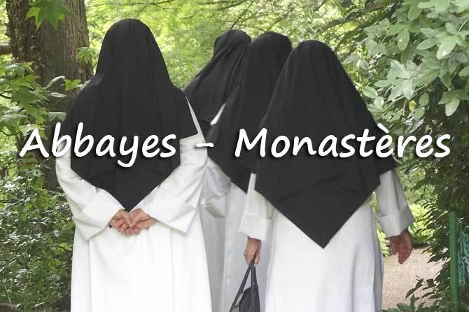 Abbayes et Monastères en Provence