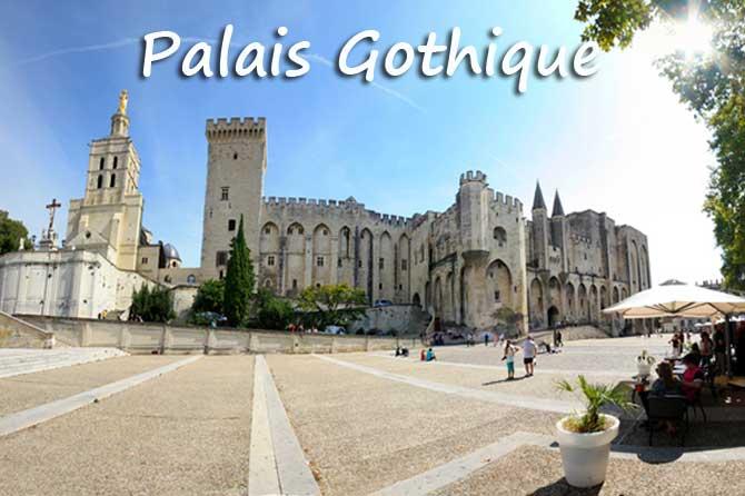 Architecture Gothique et Néo-Gothique en Provence