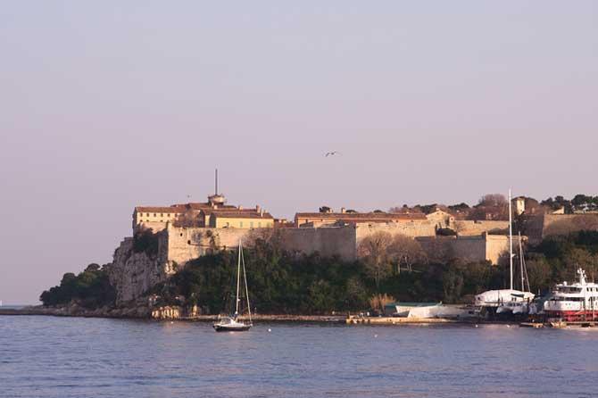Ile-Sainte-Marguerite-Fort