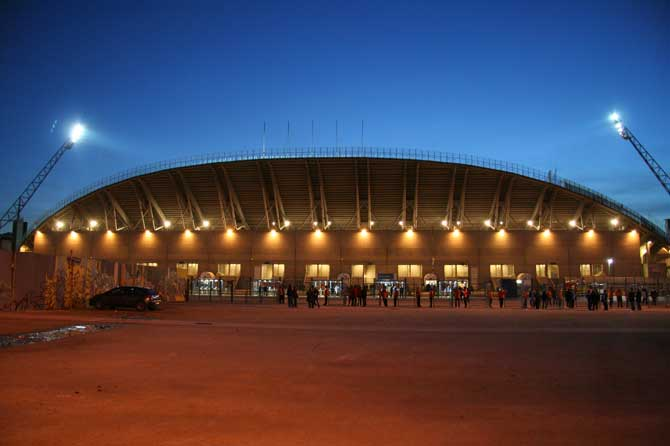 Stade v lodrome de marseille visiter provence 7 for Porte 7 stade velodrome