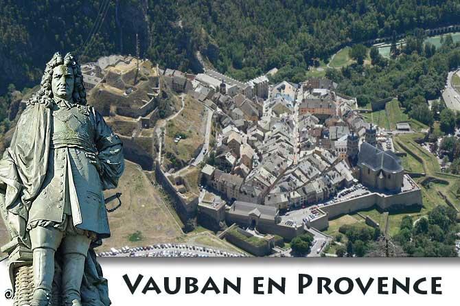 Vauban-en-Provence