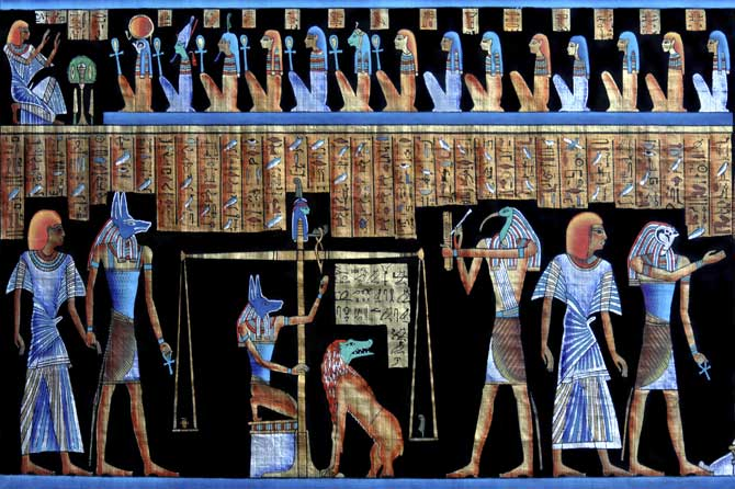 Egypte-Antique--iStock_0000