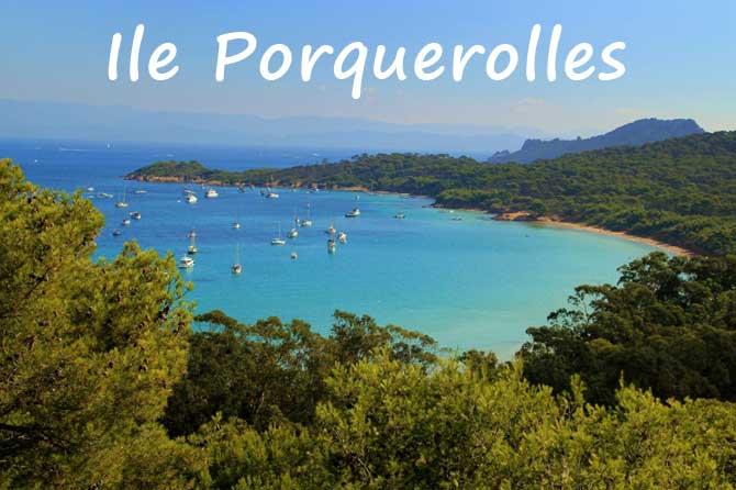 Ile et plages de poquerolles visiter 83 provence 7 - Office du tourisme ile de porquerolles ...