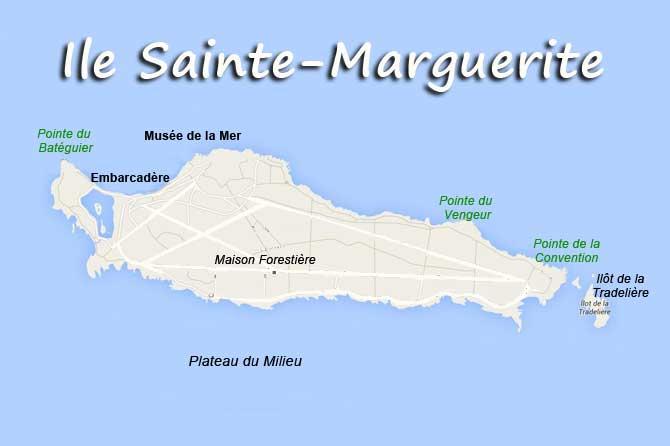 Ile Sainte-Marguerite à visiter | Provence 7
