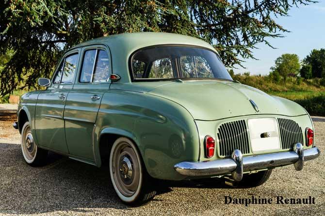 Renault Floride Et Caravelle En Provence Provence 7