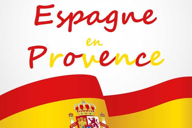 Histoire de l'Espagne en Provence
