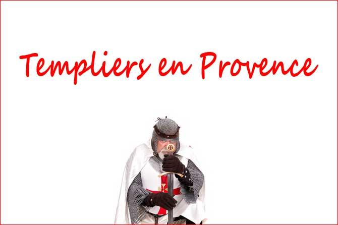Templiers en Provence