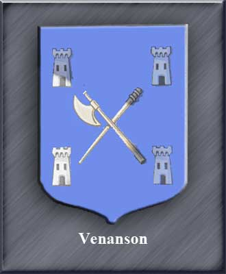 venanson-armoiries