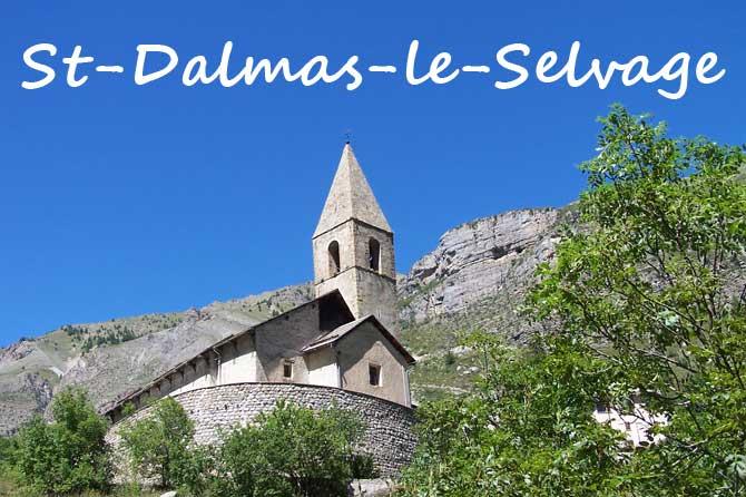 Saint-Dalmas-le-Selvage à visiter (06)