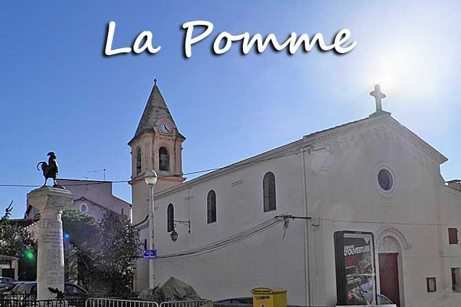 La Pomme Quartier Village Visiter