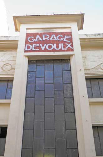 Le Camas-Garage-Devoulx