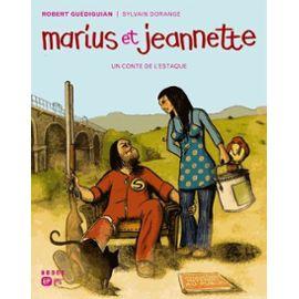 Livre Marius-Et-Jeannette-Un-Conte-De-L-estaque