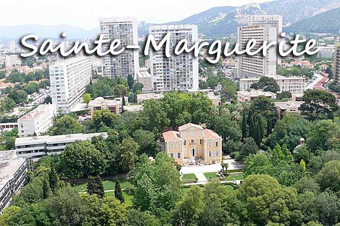 Sainte marguerite quartier village visiter provence 7 for Garage avenue sainte marguerite nice