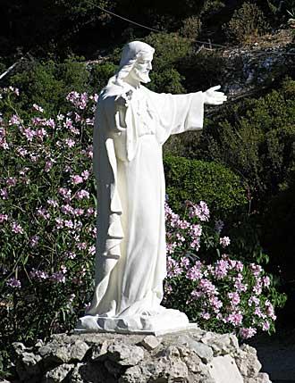 St-Antoine-de-Padoue-Christ