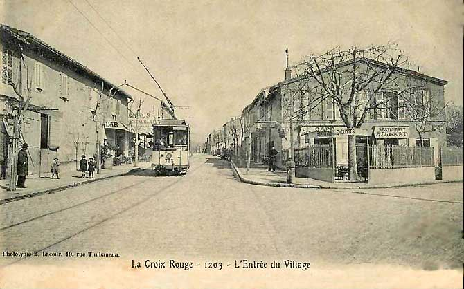 La-Croix-Rouge-Tram