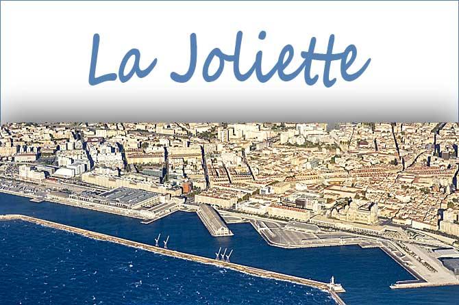 La joliette quartier village à visiter provence 7