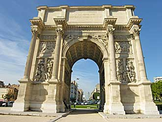 St-Lazare-Arc-Triomphe