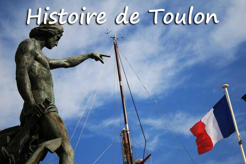 Histoire de Toulon