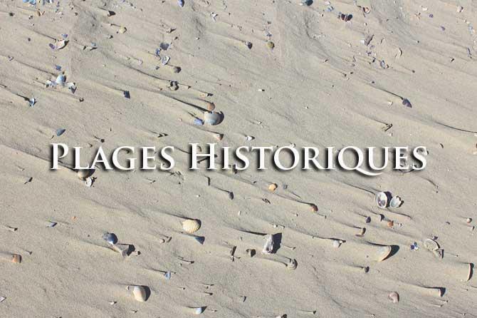 Plages Historiques en Provence