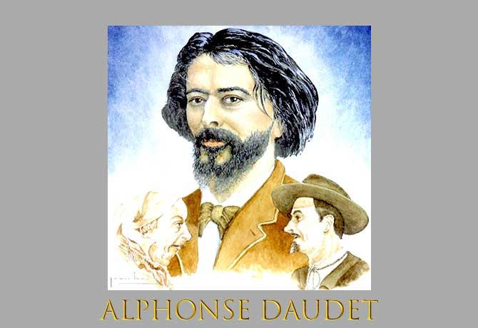 Alphonse Daudet en Provence