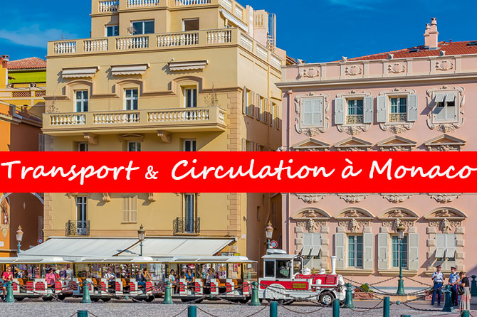 Transports et circulation monaco provence 7 - Office de tourisme de monaco ...