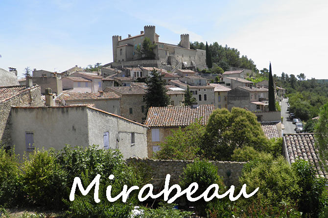 Mirabeau à visiter (84)