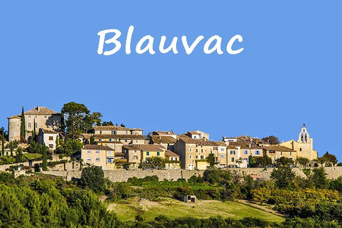 Blauvac à visiter (84)