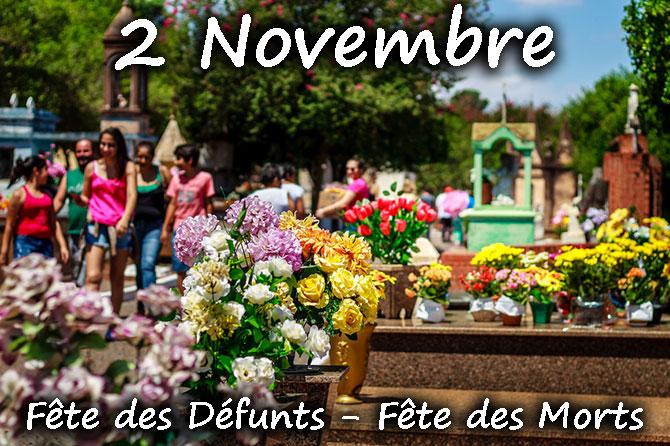Fête des Morts – Fête des Défunts en Provence