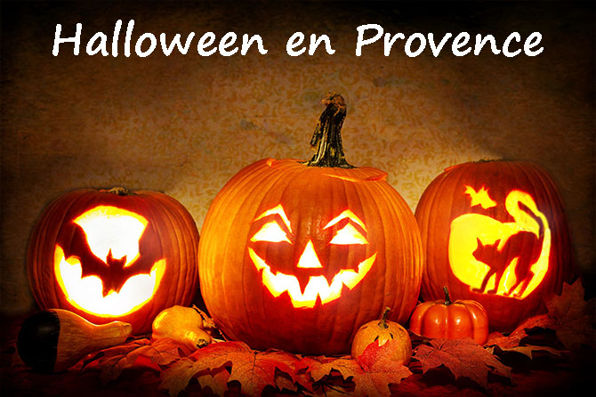Halloween en Provence