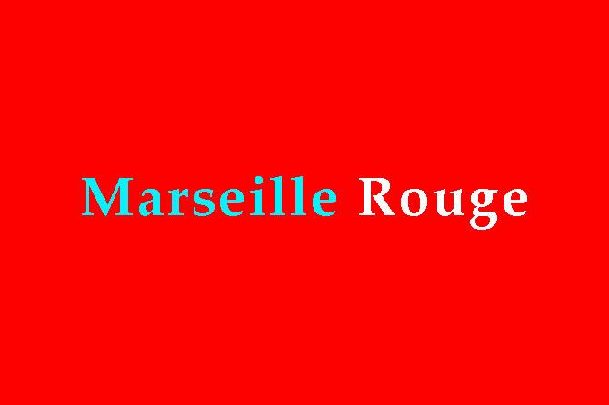 Marseille – Rouge