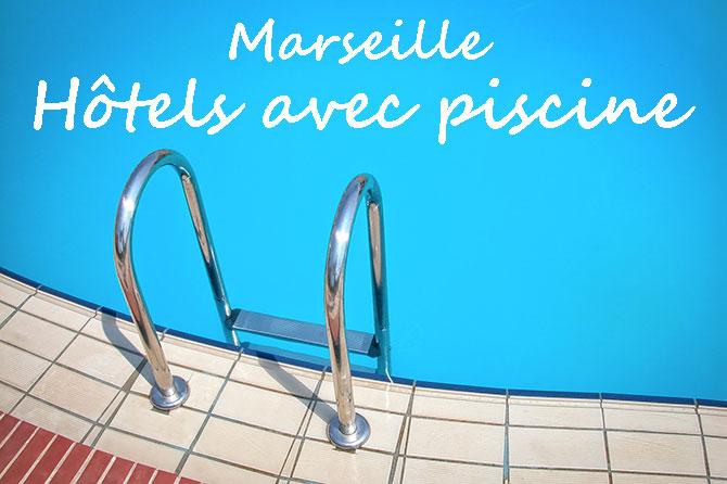Marseille h tels avec piscine provence 7 Piscine bonneveine marseille 13008