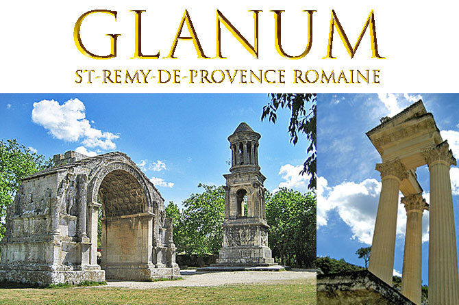 Saint-Rémy la Romaine : Glanum