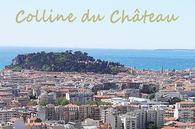 Nice : La Colline du château histoire et visite