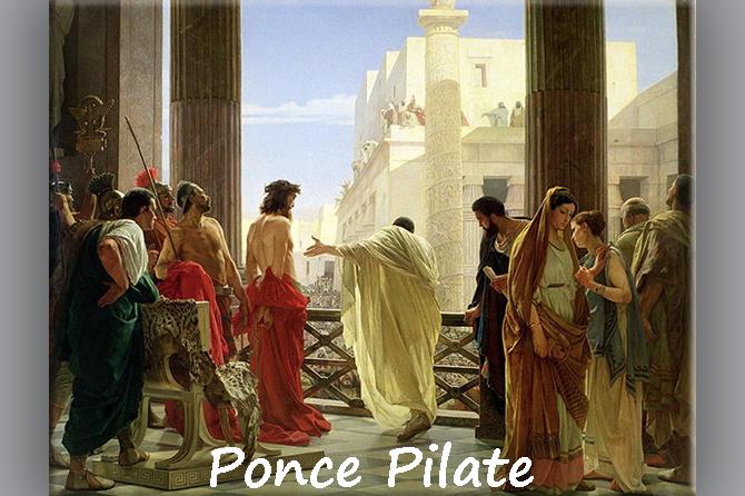Ponce Pilate et la Provence