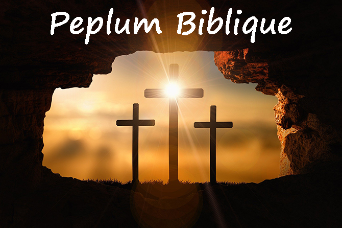 Cinéma, films et séries du Péplum Biblique